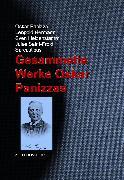 Cover-Bild zu Gesammelte Werke Oskar Panizzas (eBook) von Panizza, Oskar