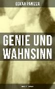 Cover-Bild zu Genie und Wahnsinn (eBook) von Panizza, Oskar