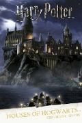 Cover-Bild zu Houses of Hogwarts: A Cinematic Guide (eBook)