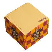 Cover-Bild zu Harry Potter: Gryffindor Memo Cube von Insight Editions
