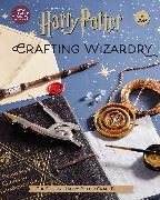 Cover-Bild zu Harry Potter: Crafting Wizardry von Revenson, Jody