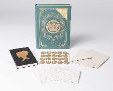 Cover-Bild zu Outlander: Deluxe Note Card Set (With Keepsake Book Box) von Insight Editions
