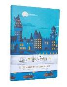 Cover-Bild zu Harry Potter: Exploring Hogwarts Sewn Notebook Collection (Set of 3) von Insight Editions