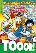 Cover-Bild zu Lustiges Taschenbuch Fußballgeschichten - Tooor! von Disney, Walt
