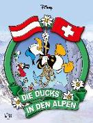 Cover-Bild zu Die Ducks in den Alpen von Disney, Walt