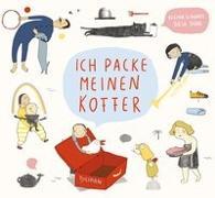Cover-Bild zu Schwarz, Regina: Ich packe meinen Koffer