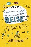 Cover-Bild zu Pearson, Jenny: Die unglaubliche Wunderreise des Freddie Yates (eBook)