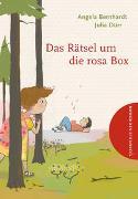 Cover-Bild zu Bernhardt, Angela: Das Rätsel um die rosa Box