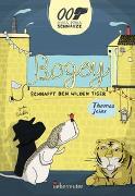 Cover-Bild zu Jeier, Thomas: Null Null Schnauze - Bogey schnappt den wilden Tiger