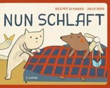 Cover-Bild zu Schwarz, Regina: Nun schlaft!