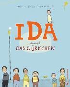 Cover-Bild zu Jünger, Brigitte: Ida und das Gürkchen