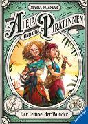 Cover-Bild zu Aleja und die Piratinnen, Band 2: Der Tempel der Wunder von Kuzniar, Maria