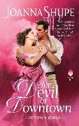 Cover-Bild zu The Devil of Downtown von Shupe, Joanna