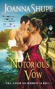 Cover-Bild zu Notorious Vow (eBook) von Shupe, Joanna