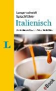 Cover-Bild zu Langenscheidt-Redaktion (Hrsg.): Langenscheidt Sprachführer Italienisch (eBook)