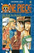 Cover-Bild zu One Piece, Band 34 von Oda, Eiichiro