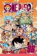 Cover-Bild zu One Piece, Vol. 96 von Eiichiro Oda