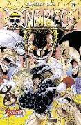 Cover-Bild zu One Piece, Band 79 von Oda, Eiichiro
