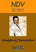 Cover-Bild zu Wir (eBook) von Samjatin, Jewgenij