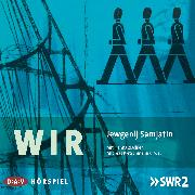Cover-Bild zu Wir (Audio Download) von Samjatin, Jewgenij