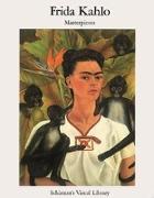 Cover-Bild zu Frida Kahlo. Masterpieces. Englische Ausgabe von Kahlo, Frida