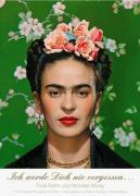 Cover-Bild zu Ich werde Dich nie vergessen von Kahlo, Frida