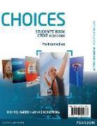 Cover-Bild zu Choices Pre-Intermediate eText Students Book Access Card von Harris, Michael