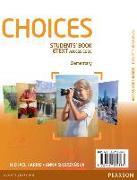 Cover-Bild zu Choices Elementary eText Students Book Access Card von Harris, Michael