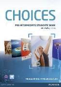 Cover-Bild zu Choices Pre-intermediate Students' Book & MyLab von Harris, Michael