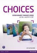 Cover-Bild zu Choices Intermediate Teacher's Pack (Book with Test Master CD-ROM) von Szlachta, Emma