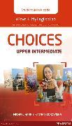 Cover-Bild zu Choices Upper Intermediate eText & MEL Access Card