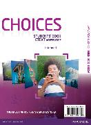 Cover-Bild zu Choices Intermediate eText Students Book Access Card von Harris, Michael