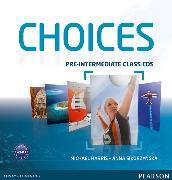 Cover-Bild zu Choices Pre-intermediate Class Audio CDS (6) von Harris, Michael