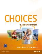 Cover-Bild zu Choices Elementary Class Audio CDS (6) von Harris, Michael