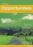 Cover-Bild zu Intermediate: NEW Opportunities Intermediate Students' Book - New Opportunities von Harris, Michael