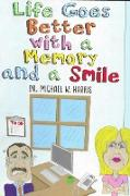 Cover-Bild zu Life Goes Better with a Memory and a Smile (eBook) von Harris, Michael