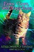 Cover-Bild zu Paws, Claws, and Magic Tales (Fellowship of Fantasy, #5) (eBook) von Burke, H. L.