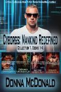 Cover-Bild zu Cyborgs: Mankind Redefined, Collection 1, Books 1-3 (eBook) von Mcdonald, Donna