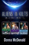 Cover-Bild zu Aliens In Kilts, Collection 1, Books 1-3 (eBook) von Mcdonald, Donna