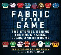 Cover-Bild zu Fabric of the Game von Creamer, Chris