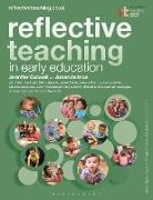Cover-Bild zu Reflective Teaching in Early Education (eBook) von Colwell, Jennifer