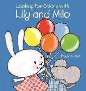 Cover-Bild zu Looking for Colors with Lily and Milo von Oud, Pauline (Illustr.)