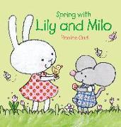 Cover-Bild zu Spring with Lily and Milo von Oud, Pauline