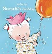 Cover-Bild zu Sarah's Birthday von Oud, Pauline (Illustr.)