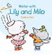 Cover-Bild zu Winter with Lily & Milo von Oud, Pauline