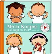 Cover-Bild zu Mein Körper von Kopf bis Fuß von Oud, Pauline