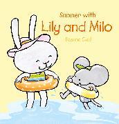 Cover-Bild zu Summer with Lily and Milo von Oud, Pauline