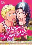 Cover-Bild zu Ranmaru Zariya: Liquor & Cigarettes