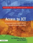 Cover-Bild zu Singleton, Liz: Access to ICT (eBook)