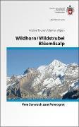 Cover-Bild zu Wildhorn / Wildstrubel / Blüemlisalp von Mosimann, Ueli